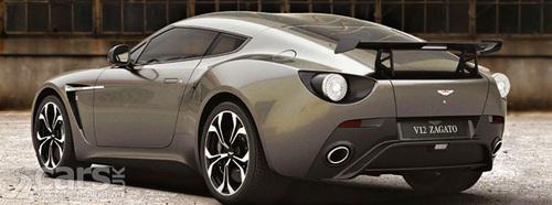 Aston-Martin-V12 Zagato Design