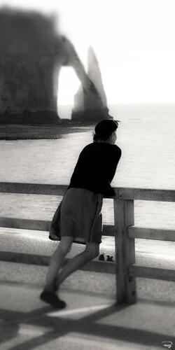 """""""Des falaises"""" de Mélanie Leblanc (extraits)"""