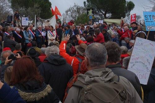 rassemblement de Barjac 28.2.2016