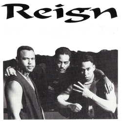 REIGN - BLACK REIGN (EP UNRELEASED 1997)