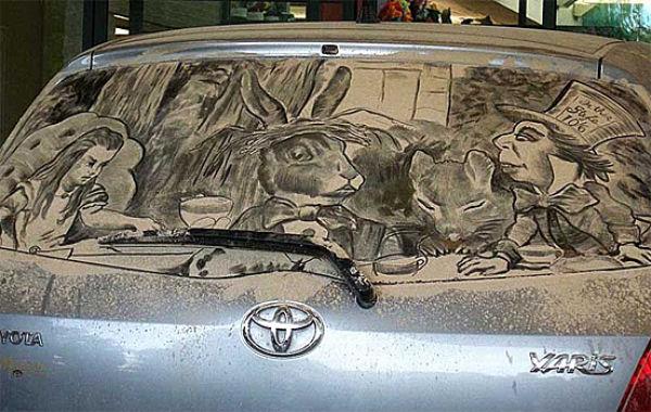 Favori L'automobile et l'art - artmic KX07