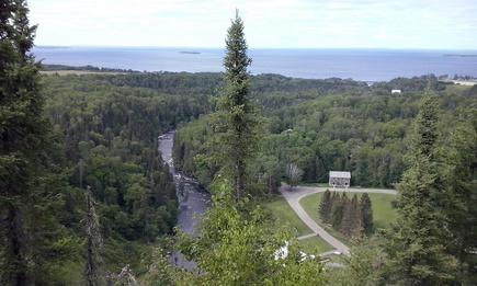 Meine Reise durch Québec: Tag sechs - von Chicoutimi nach Bégin