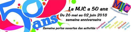 Les 50 ans de la MJC de Guilherand-Granges
