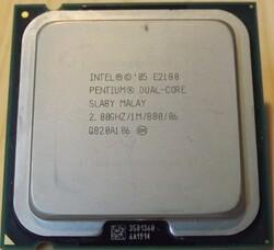 Core - Pentium dual-core