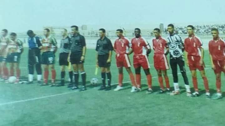 MCA à Béchar vainqueur 3-0
