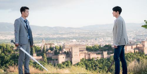 Drama coréen - Memories of the Alhambra