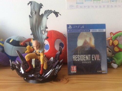 Let's Play Resident Evil 7 en Vr avec Airlya en approche