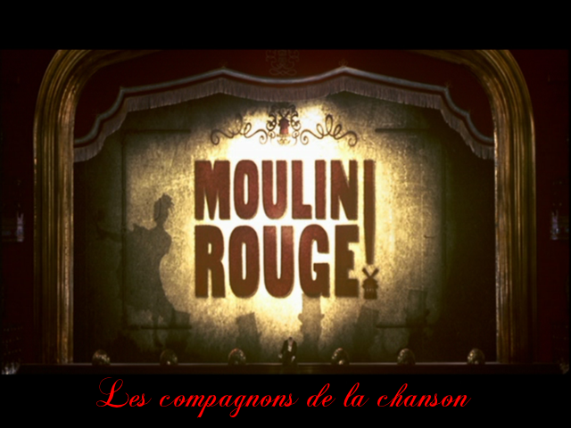 Les compagnons de la chanson-Moulin Rouge- Mon PPS