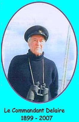 Bernard Delaire, le Commodore