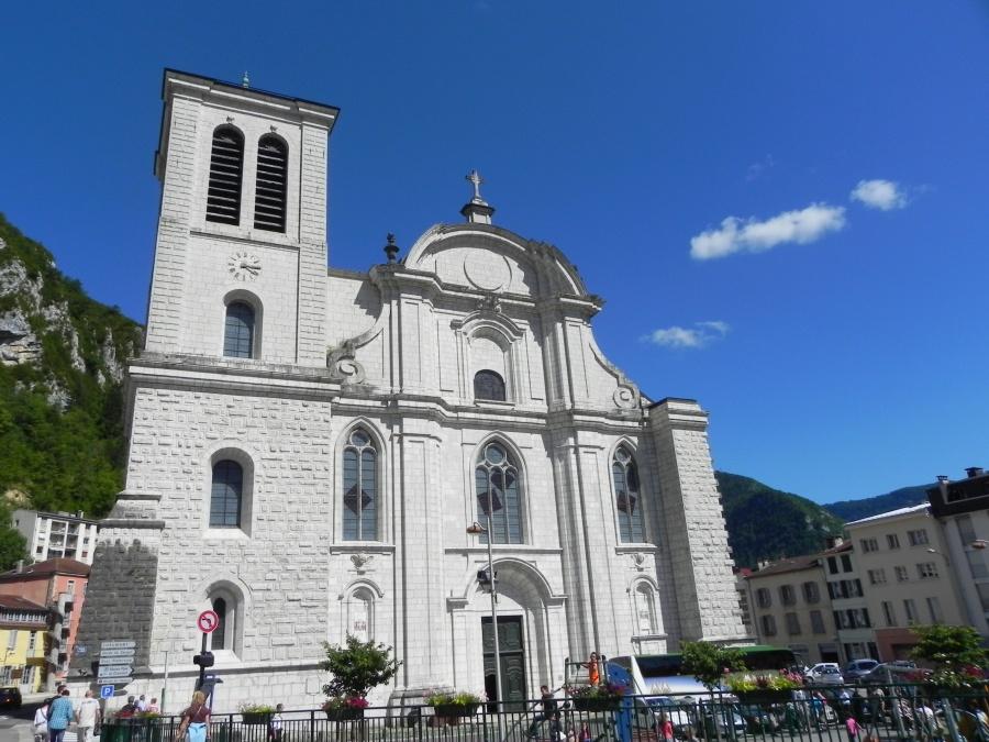 Saint-Claude dans le Jura  dept 39200