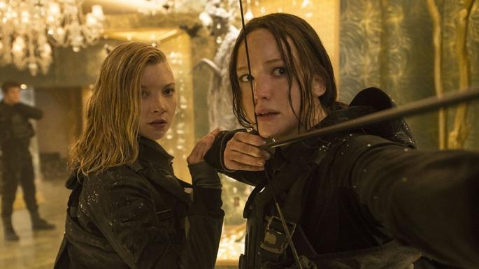 [UHD Blu-ray] Hunger Games - La Révolte : Partie 2