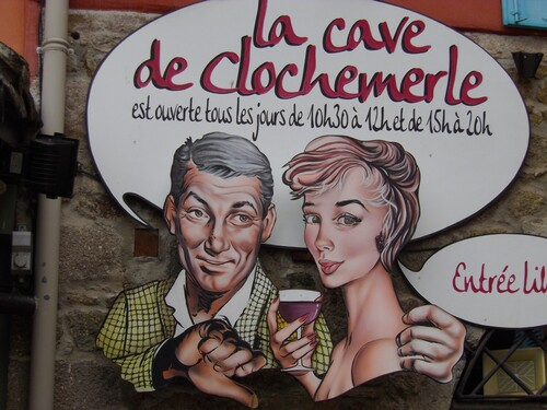 La cave de Clochemerle