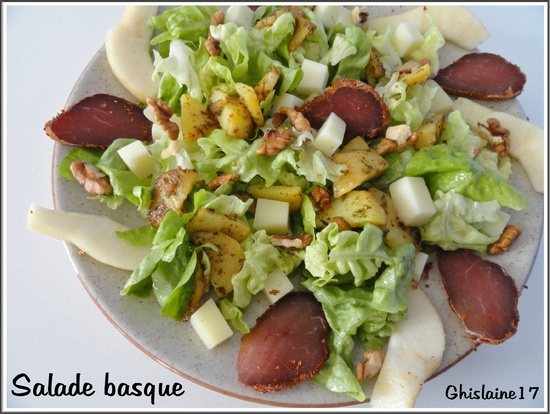 Salade basque