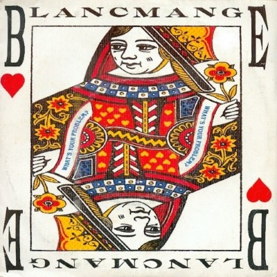 Blancmange - What's Your Problem - 1985