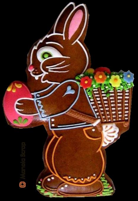 Pâques Page 11 - Biscuits décoré avec du sucre glace