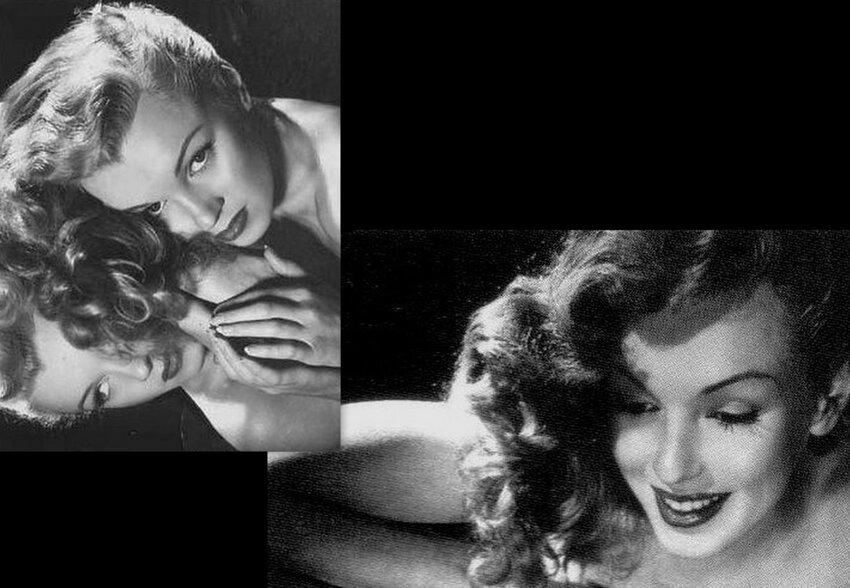 Norma Jeane devient blonde au salon Frank & Joseph