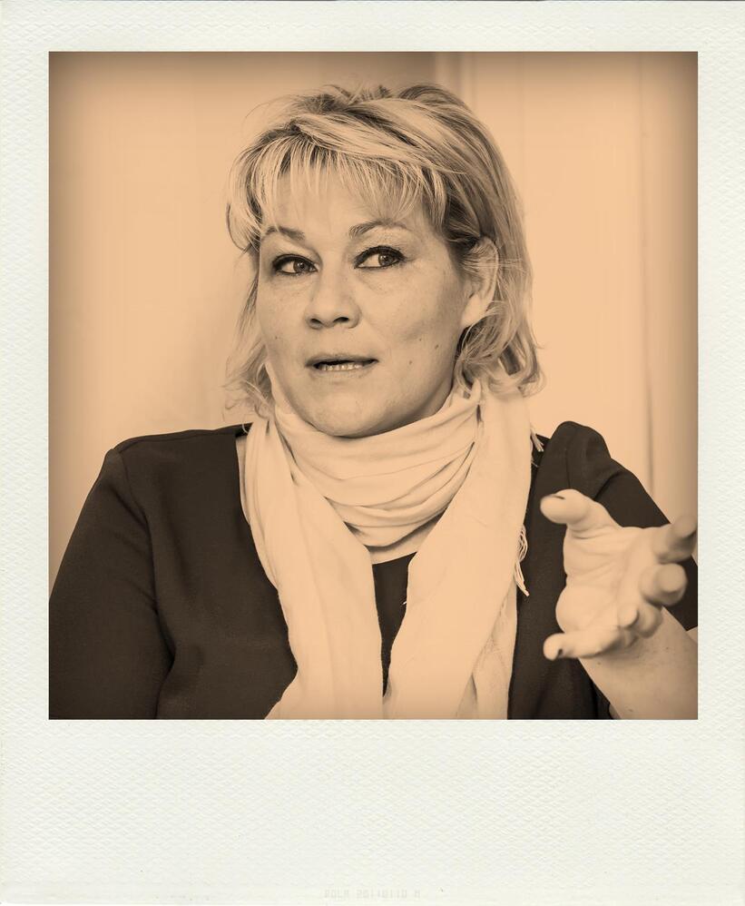 Nathalie Kaisin, coach pour diabétique