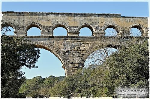 Gorges du Gardon et Pont du Pont du Gard