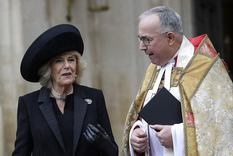 Lord Carrington.