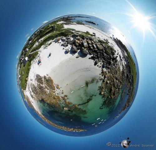 Kerlouan : la pointe de Neiz Vran