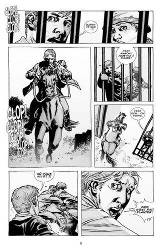 Piégés ! de Robert Kirkman & Charlie Adlard - Walking dead, tome 14