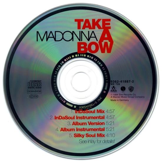 04 take a bow remixes