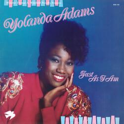 Yolanda Adams - Just As I Am - Complete LP