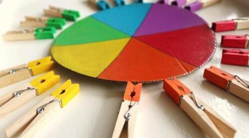 Jeux type Montessori