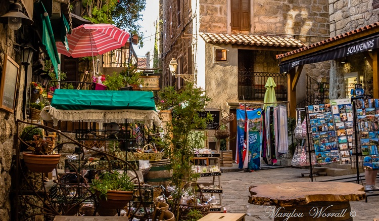Corse : Sartène 1/3
