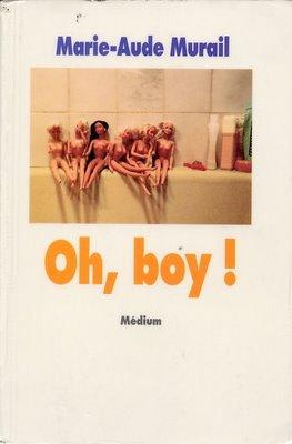 """""""Oh, boy !"""" de Marie-Aude Murail"""