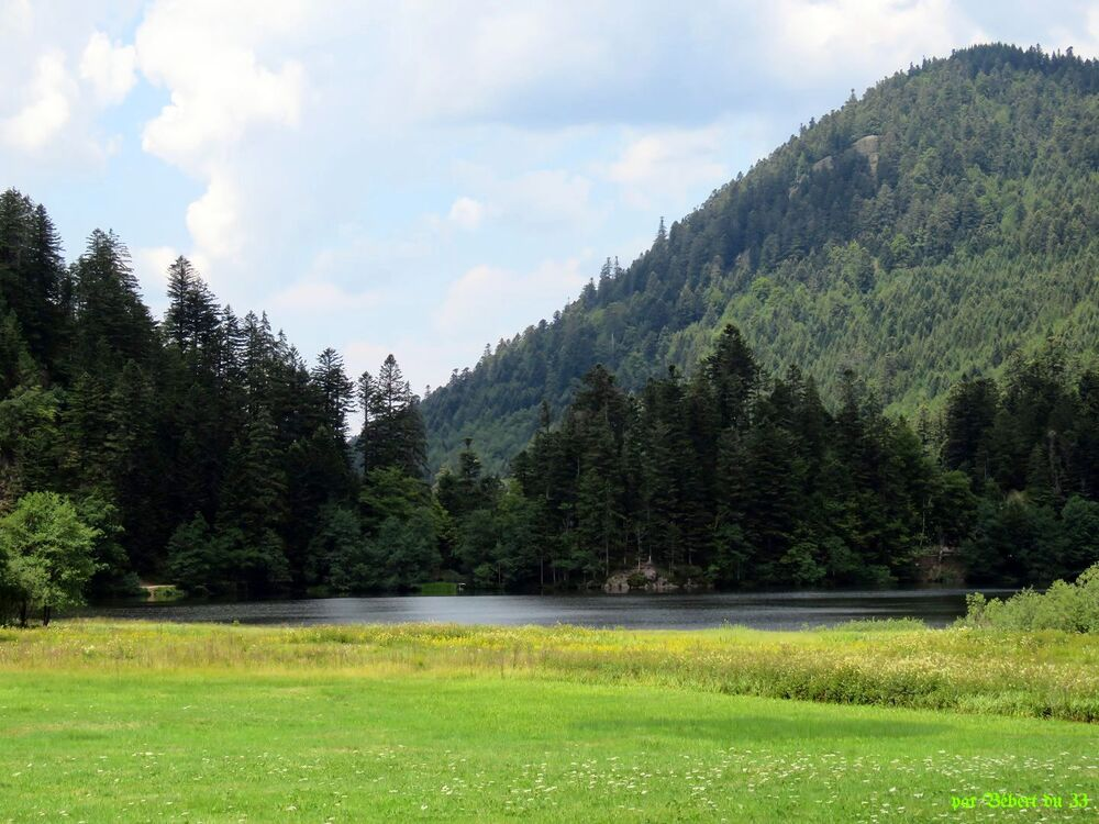 le lac de Retournemer (88)