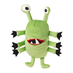 SAGOSKATT Marionnette IKEA Plein de bras pour un monstrueux câlin ! A mettre entre toutes les mains.