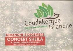 SHEILA A COUDEKERQUE (59) LE 08 DECEMBRE 2013
