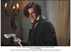 Abraham Lincoln: Chasseur de vampires