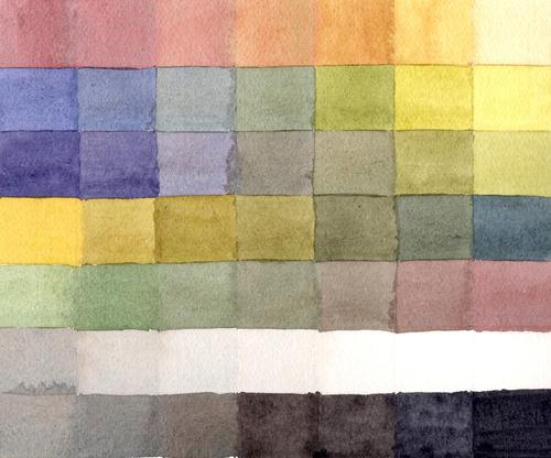 Des gris de toutes les couleurs