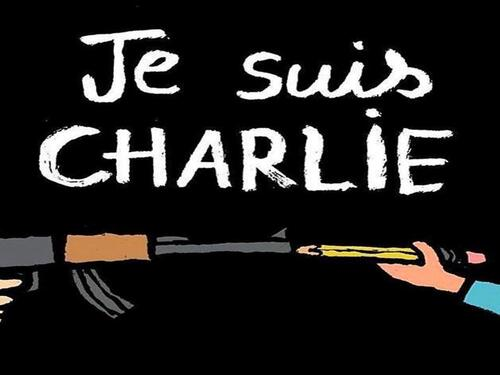 MES PPS  JE SUIS CHARLIE