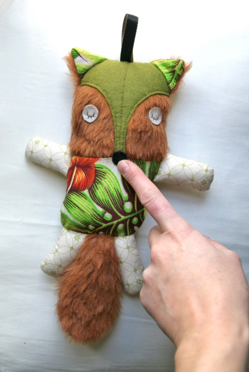"""Tahiti Fox de la Playa"""