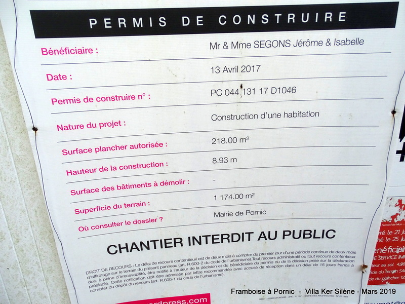 Pornic, Villa Ker Silène ou Villa Caroline