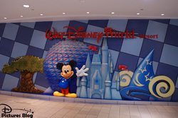 Disney's Earport - un avant-goût de la magie