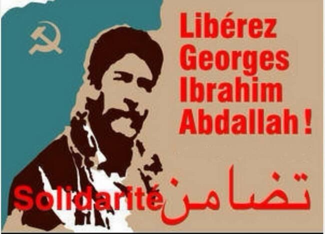 Européennes : et si on votait... Georges Ibrahim Abdallah ?
