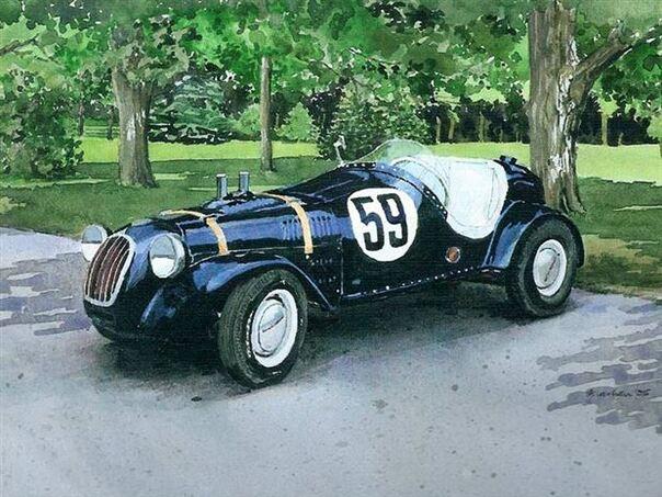 Le Mans 1951 Abandons II