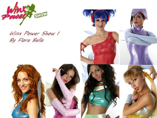winx power show 2