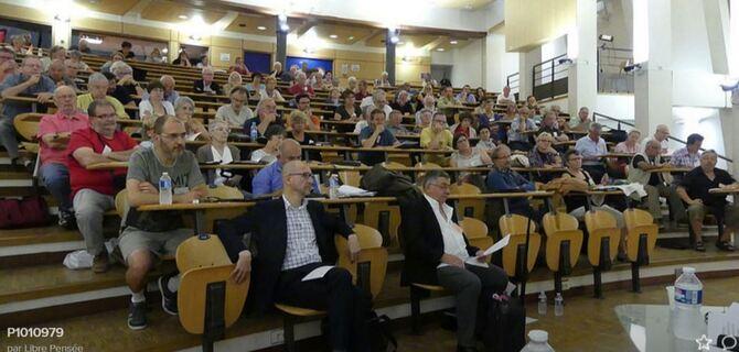 Congrès national FNLP d'Evry: premiers échos...