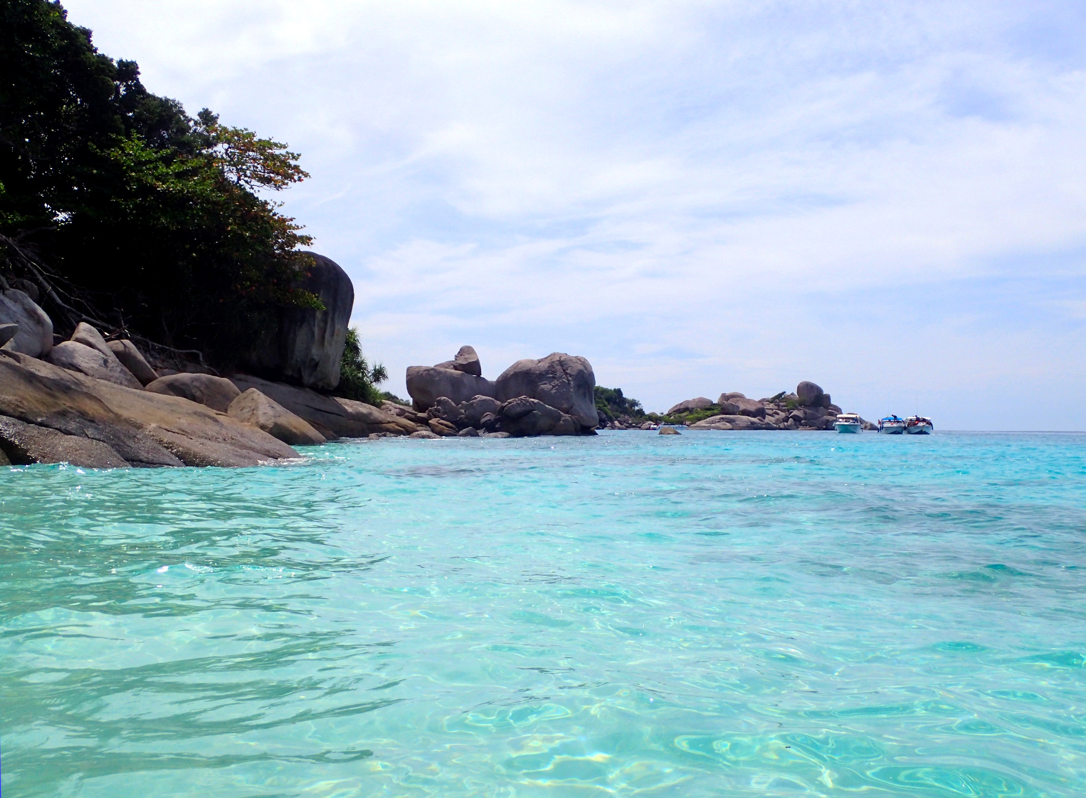koh miang similan islands