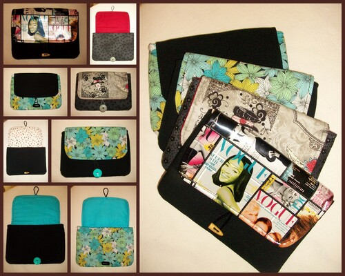 Trousses , pochettes et petit sac