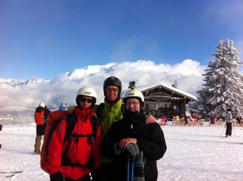 Janvier : Vols et ski