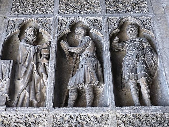 Cathédrale de Reims - l'intérieur
