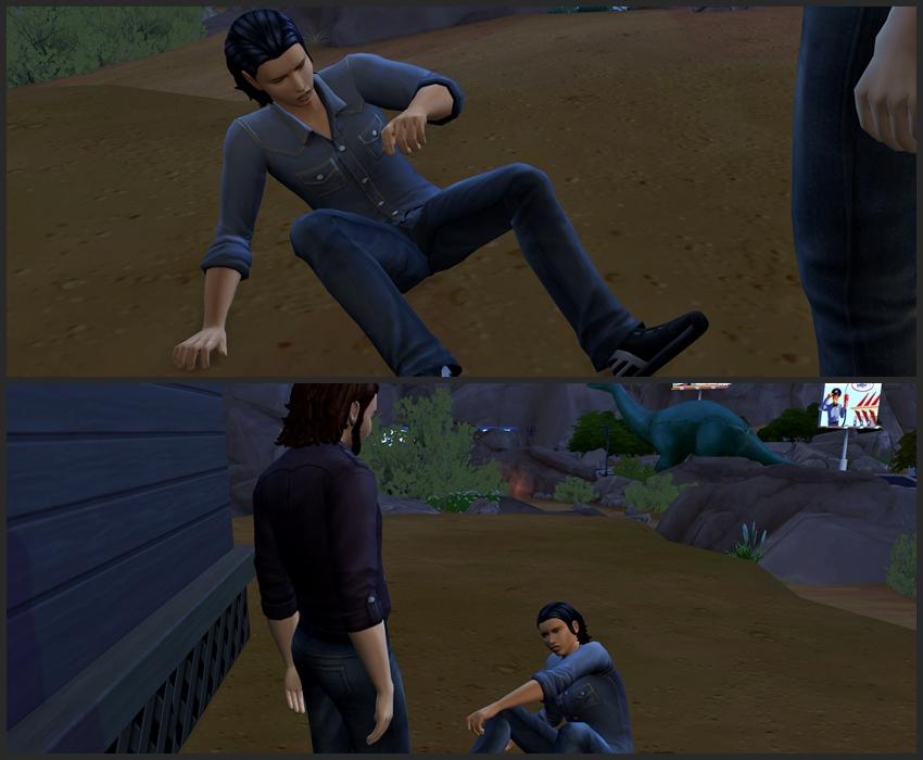 """Chapitre 2 """"Damian"""""""