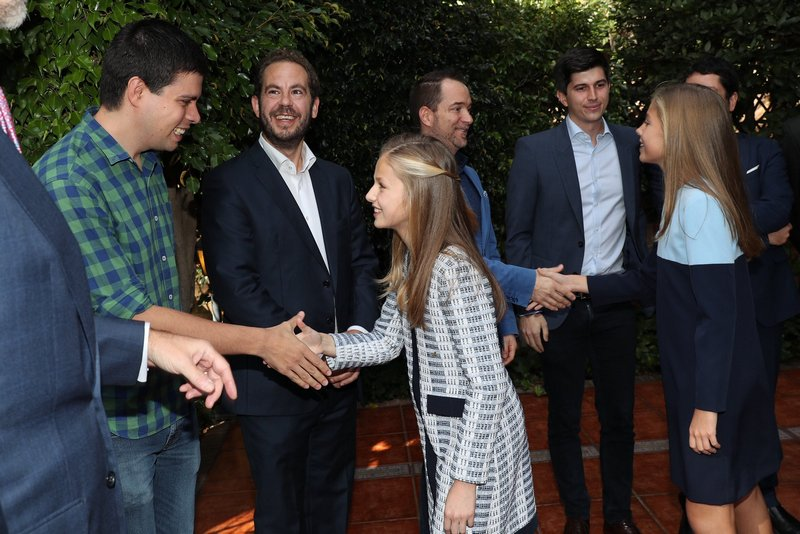 X Aniversario de la Fundación Princesa de Girona.