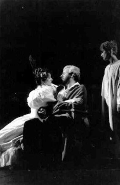 Cosette /Rebecca Caine -JVJ/Colm Wilkinson- Fantine/Patti Lupone